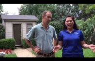 Watersaver Lane-Xeriscaping with native plants