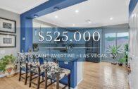 $525,000 | 3 bedrooms | lush desert landscape | homes