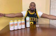 #CATCI x @TRAVISSCOTT: Pineapple, Lime 7% Blue Tequila Seltzers CATCI