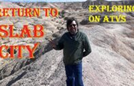Camping in Slab City and ATV Ride in the Desert-Full-time