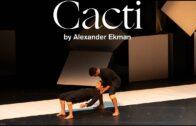 "#DigitalDance-Alexander Ekman's ""cactus""   Atlanta Ballet"