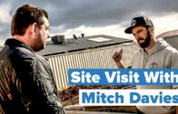 Field trip with Mitch Davies from the sandy landscape  