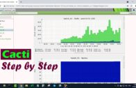 Free network monitoring Cacti step by step