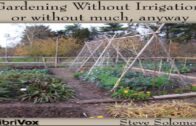Gardening without irrigation: or not much, anyway | Steve Solomon