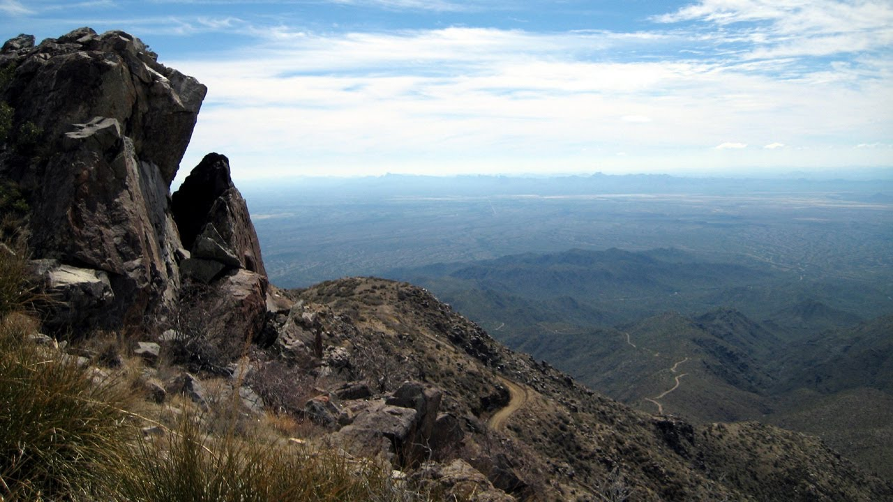 Haquajara Mountains-Wenden, Arizona-RV Camping | Desert ...