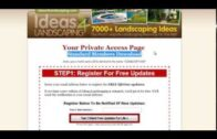 Ideas 4 Landscaping-Just bought-Overview