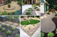 Low maintenance landscape-25 easy landscape ideas