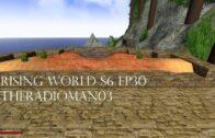 """Rising World S6 EP30 """"Desert garden construction"""""""