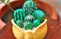 Stone Art-Cactus