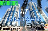 Strange layout in one-bedroom apartment at Saba Tower JLT Dubai