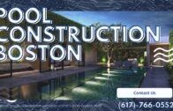 Swimming pool building boston