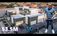 Ultra-modern courtyard, custom cottage, 6078 square feet, 5 bedrooms, study