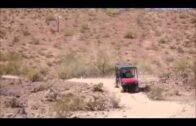Desert Gold Missionary Pass ATV Travel EM
