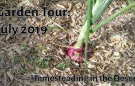 High Desert Garden Tour: July 2019