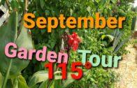 September Garden Tour