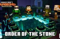 Take back the stronghold! -Minecraft Dungeons Echoing Void