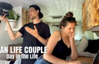VAN LIFE YOUTUBE Couple   A day in the life