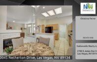 10045 Netherton Drive, Las Vegas, NV 89134