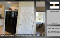 Houses for sale: 45 Contra Costa Pl., Henderson, NV 89052 | 21st Century