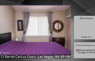 1613 Barrel Cactus Court, Las Vegas, NV 89108