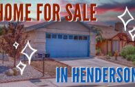 Home For Sale $299,000   Great location in Henderson near