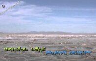 Lake Bristol in the Mojave Desert, California