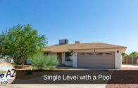 Rose Garden Place single storey with swimming pool