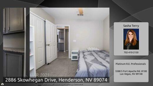 Skowhegan Drive 2886, Henderson, Nevada 89074