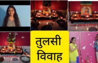 तुलसीविवाहसंपन्न   तुळशीचेलगन्   Tulsi Vivah   #Vlog 3 #Marathivlog