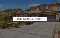 11940 Iverson Street | Victorville Real Estate