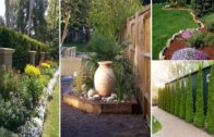 8 simple and easy landscaping ideas for people who hate