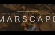 MARSCAPE Aerial-Our desert landscape on earth