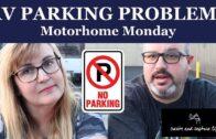 RV parking problem-RV Monday