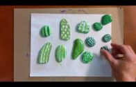 Teen Crafternoon-Stone Cactus